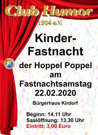 Bitmap in Plakat A4 für Sitzung Hoppel Poppel.cdr